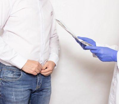 Não confunda Glândulas de Tyson exuberante com HPV